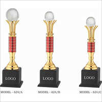Crystal Ball Sports Trophies