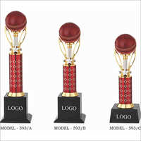 Wooden Sports Trophies