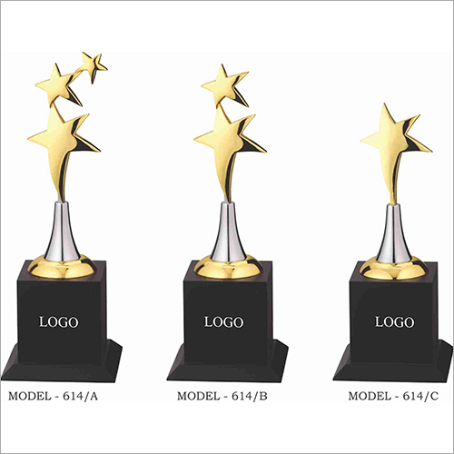 Star Metal Trophies