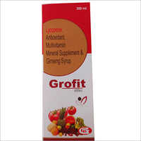 200ml Lycopene Antioxidant Multivitamin Mineral Supplement And Ginseng Syrup