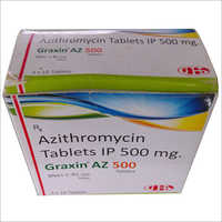 500 mg Azithromycin Tablet IP