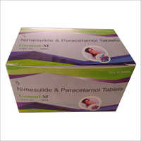 Nimesulide and Paracetamol Tablet
