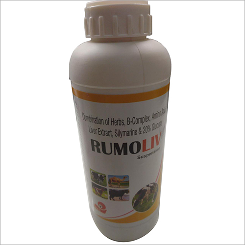 Combination Of Herbs B-Complex Amimo Acid Liver Extract Silymarine And 20 Percent Glucose Suspension