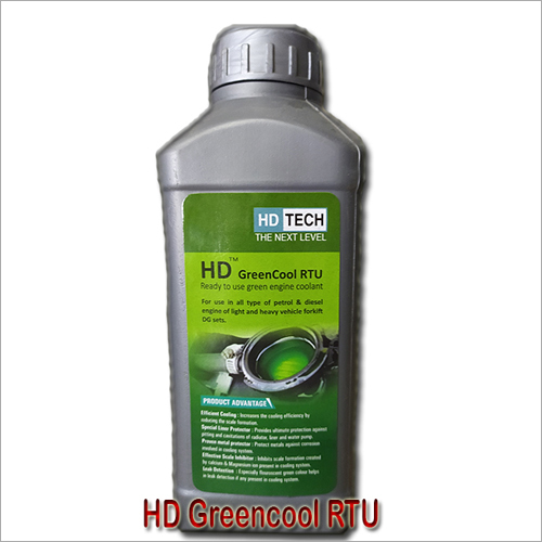 Diesel Engine Radiator Coolant