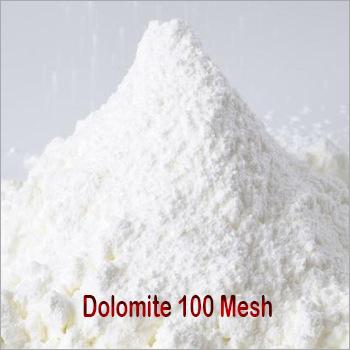 100 Dolomite Mesh powder