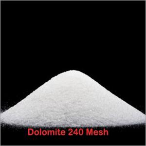 240 Dolomite Mesh Powder