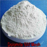 500 Dolomite Mesh Powder