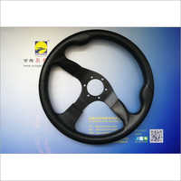PU STEERING WHEEL FOR KARTING