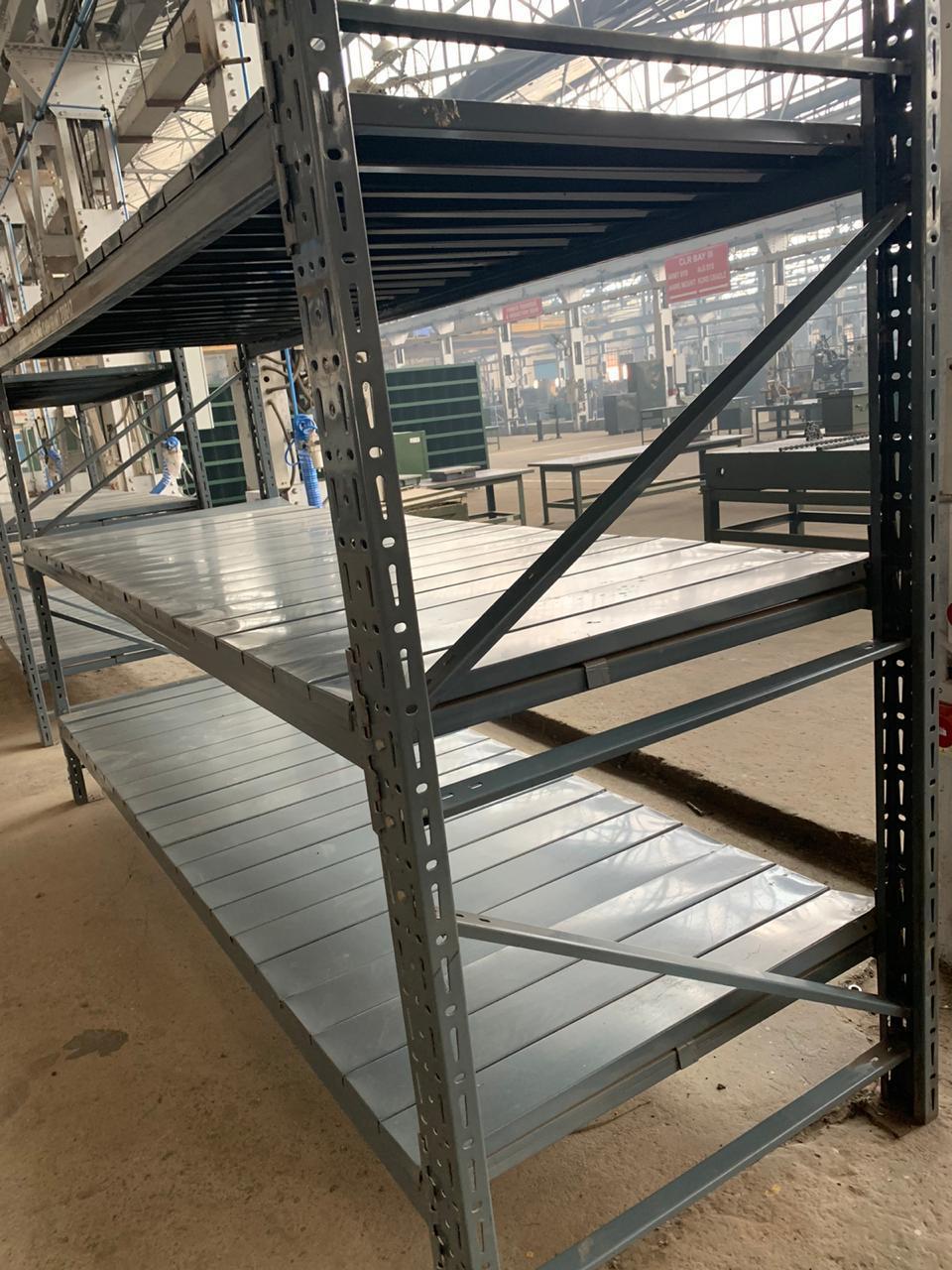 Commercial heavy duty rack