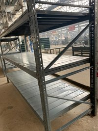 Commercial heavy duty rack