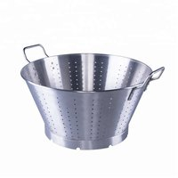 Colander SS Commercial AVON Brand