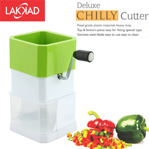Plastic Onion, Chilly, Dry Fruit Cutter, Vegetable Chopper
