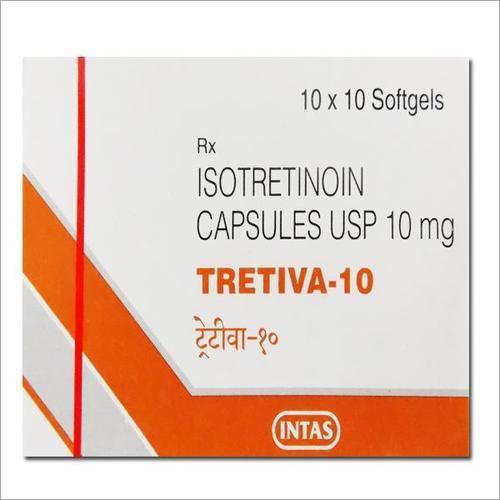 Tretiva Isotretinoin Capsules