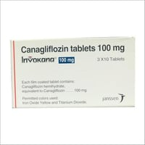 Canagliflozin Tablets
