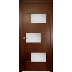 Designed Flush Door