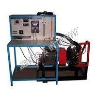 Bend Meter Test Rig Apparatus.