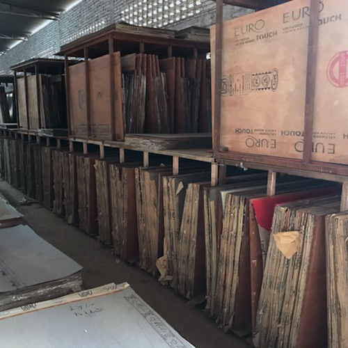 Bulk Wooden Boards