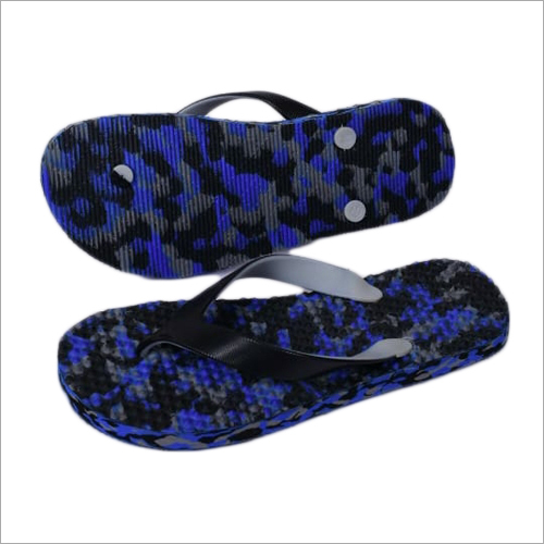 Gents Printed Slipper