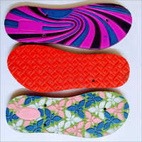 Printed Slipper Sole