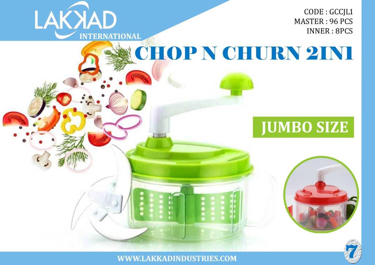 Chop N Churn
