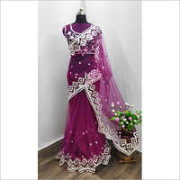 Bollywood Replica Net Saree