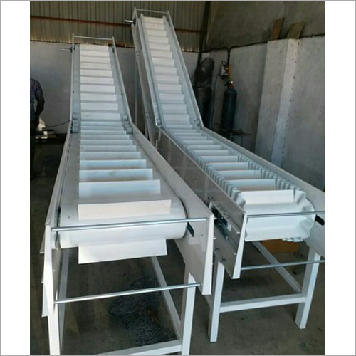 PVC Cleated Conveyor Belt