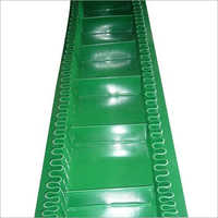 PVC Cleated Sidewall Conveyor Belt