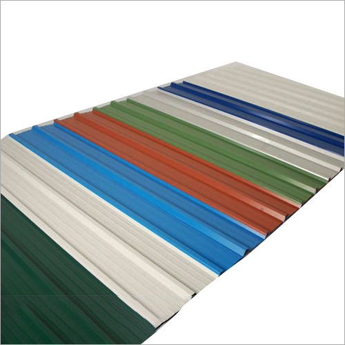 Residential Color Coated Roofing Sheet