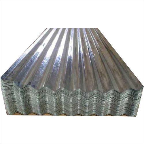 Corrosion Resistant Galvanized Corrugated Sheet