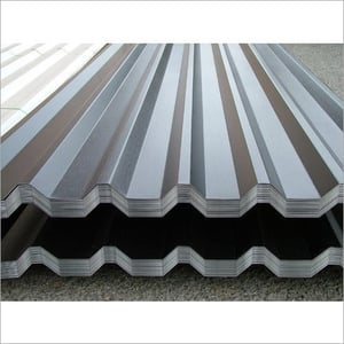 Tamper Proof Galvanized Iron Corrugated Sheet