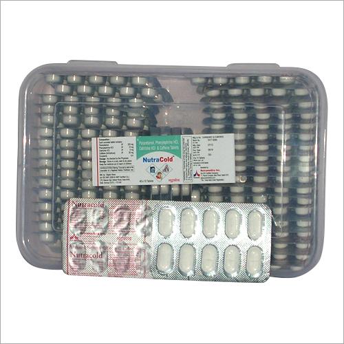 Paracetamol IP Phenylephrine Hcl IP Tablets