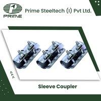 Pressed Sheet Metal Sleeve Coupler