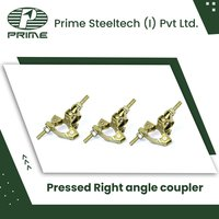 Pressed Right Angle Coupler