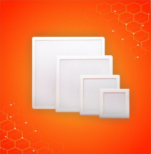 8W Square PC Panel Light