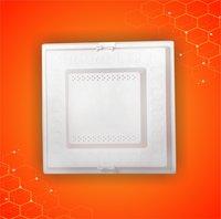 8W Square PC Panel Light