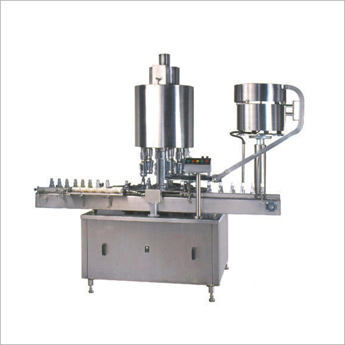 Automatic Multi Head Screw Sealing Machine