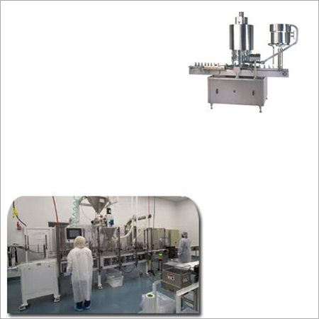 Pharmaceutical Sealing Machine