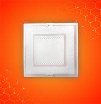 12W Square PC Panel Light