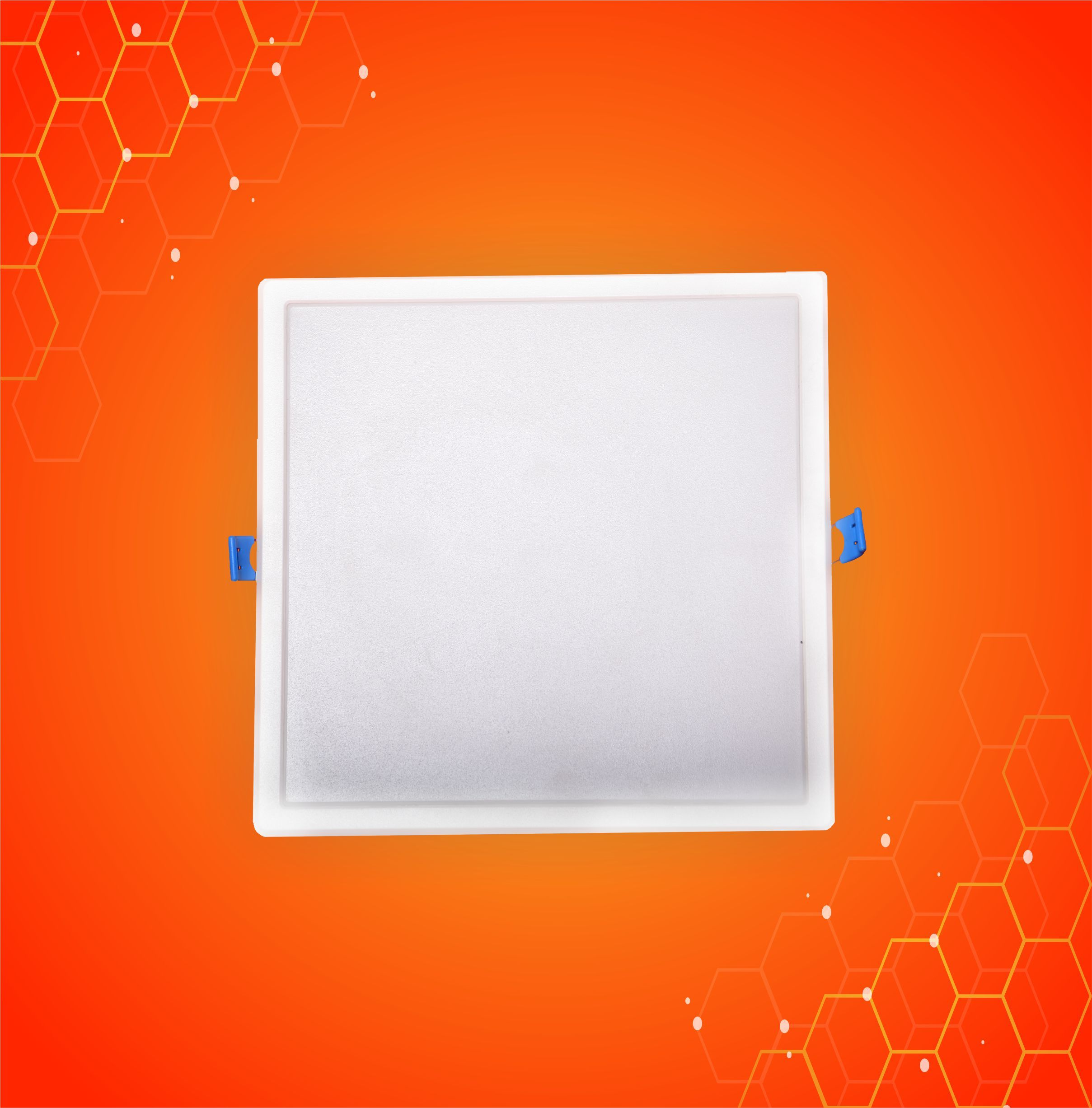 16W Square PC Panel Light