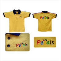 Kids Polo T Shirt