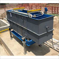 Industrial Dissolved Air Flotation System