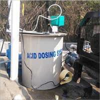 Acid Dosing System