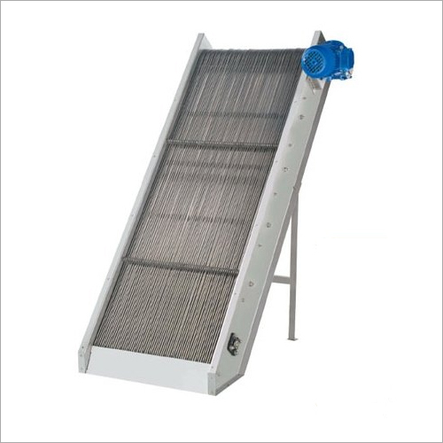 WasteWater Mechanical Bar Screen