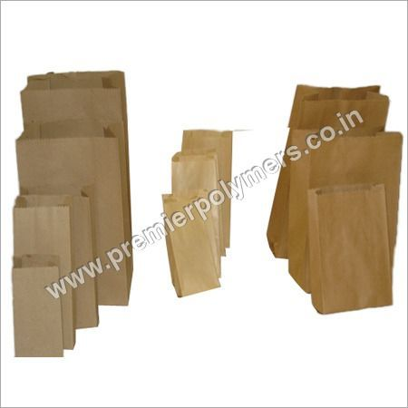 Multiwall Paper bags for spice packing