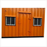 Mild Steel Prefab Portable Medical Container