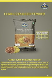 Coriander Powder Cumin Powder