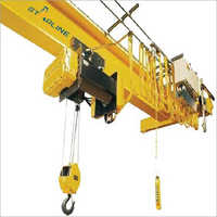 Industrial Single Girder EOT Cranes
