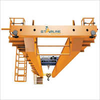 Industrial Double Girder EOT Cranes