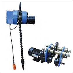 Motorized Electric Chain Hoist
