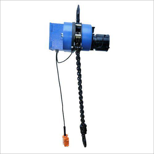 High Speed Electric Chain Hoist